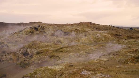 Thumbnail for Martian Landscape