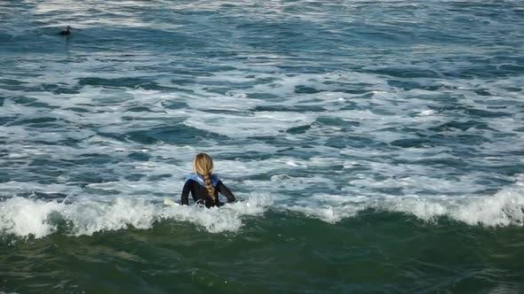 Thumbnail for Surfing Girl