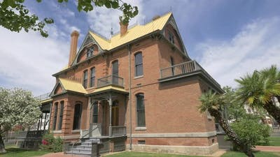 The Rosson House Museum