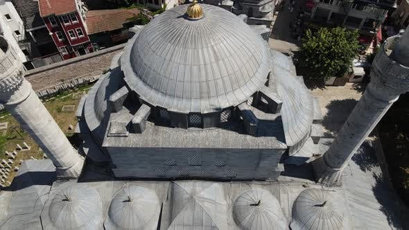 Thumbnail for Mihrimah Sultan Mosque Top View