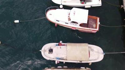 Fishing Boat Drone Shot