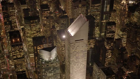 Thumbnail for Modern City Skyline Buildings in Business Financial District