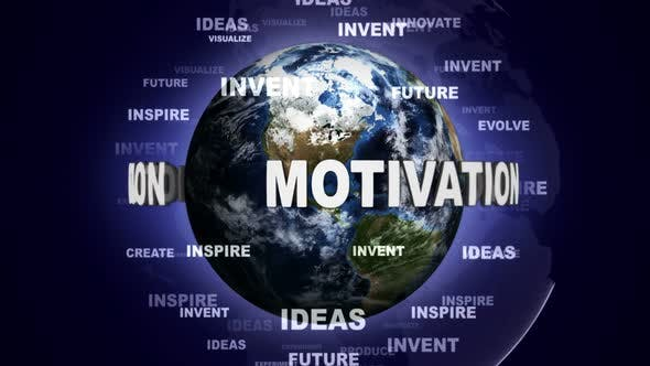 Thumbnail for MOTIVATION Word and Keywords Around the Earth