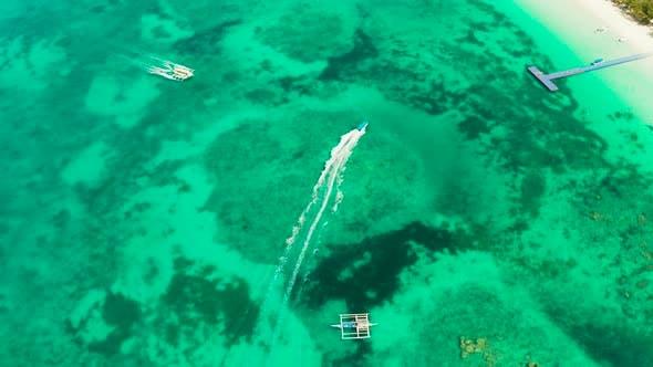 Thumbnail for Azure Lagoon Island Boracay Island, Philippines
