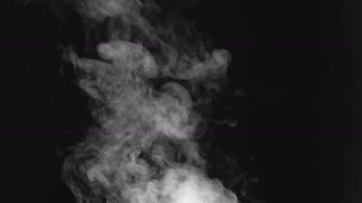 Steam From Medium Saucepan