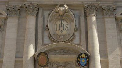 The Christogram in Rome