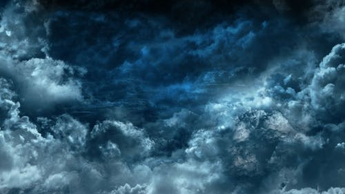 Dark Night Clouds