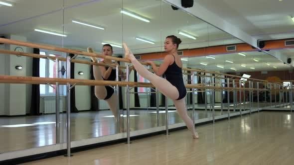 Thumbnail for Ballerina Before Training