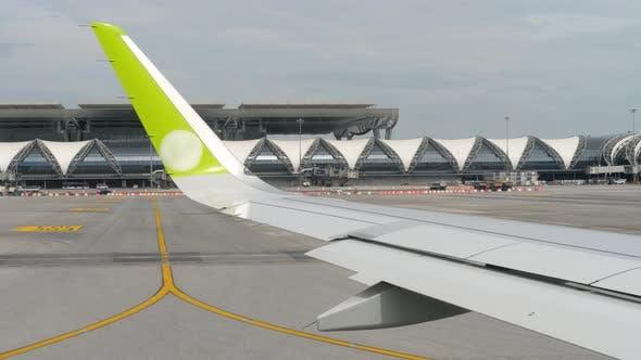 Thumbnail for View Airport of Bangkok