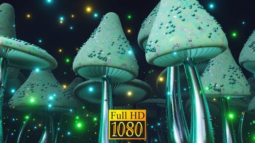 Mushroom Fairy Tale HD