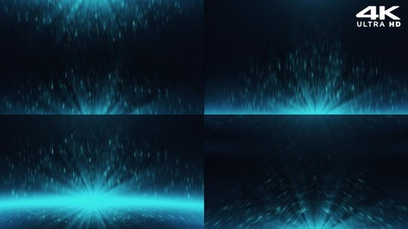 Thumbnail for Abstract Particles