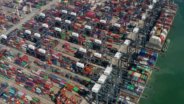 Thumbnail for Kwai Chung Cargo Terminal in Hong Kong