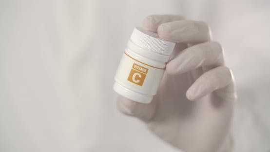 Thumbnail for Vitamin C in Hand