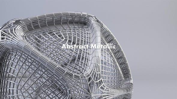 Thumbnail for Abstract Metallic 18
