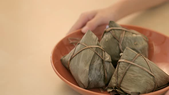 Thumbnail for Chinese Rice Dumplings