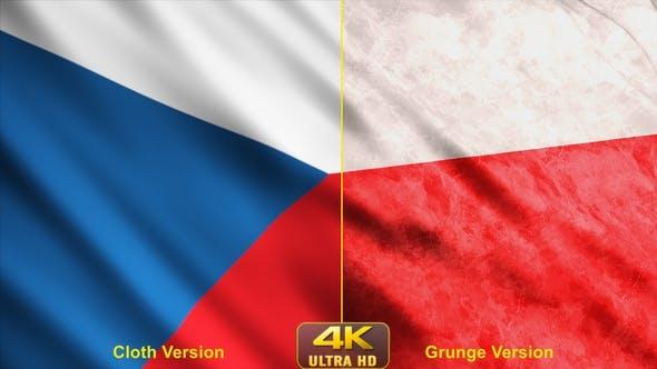 Thumbnail for Czech Republic Flags