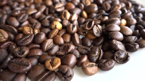 Thumbnail for Coffee Grains Background