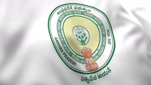 Andhra Pradesh Flag - 4K