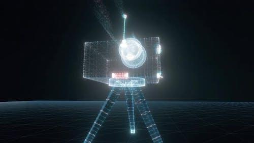 Speed Camera Radar Hud Hologram 4k