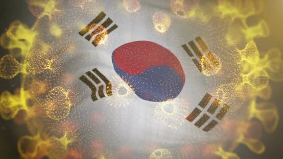 South Korea Coronavirus Microbe