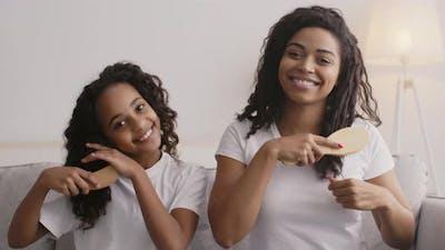 Female Beauty Rituals