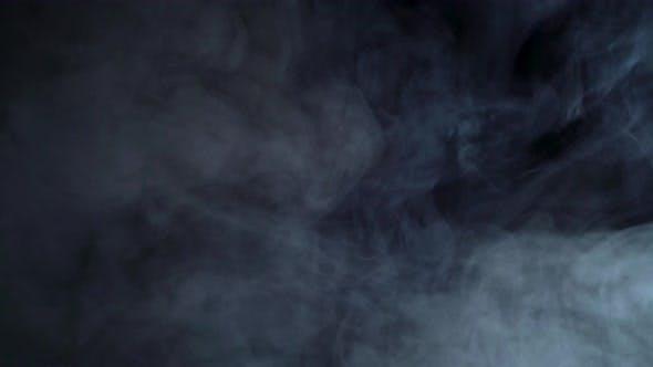 Thumbnail for Vapor Against Black Background