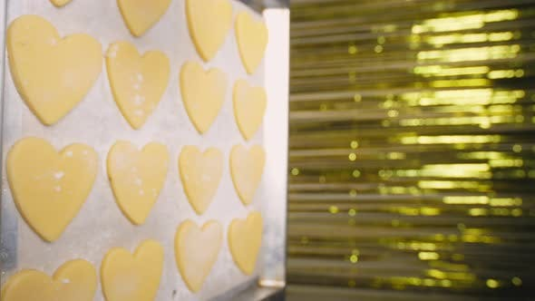 Valentine Cookies Vertical Video