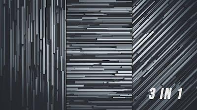 Geometric Lines Dark Backgrounds