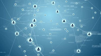 People Network Data Connections