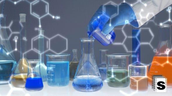 Chemical Futuristic Test