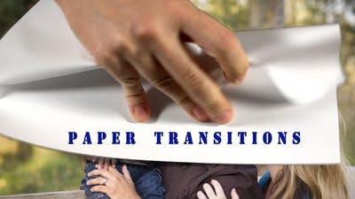 Paper Transistion