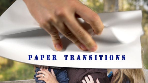 Cover Image for Paper Transistion