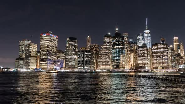 Thumbnail for NYC New York City Night
