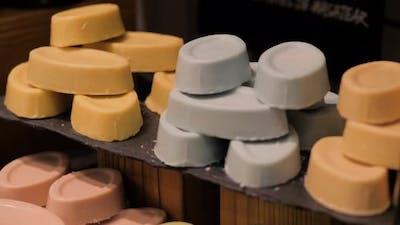 Cut Handmade Soap  Making Handmade Soap Inside the Soap Shop