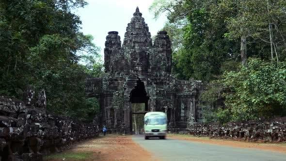 Thumbnail for Angkor Wat Door