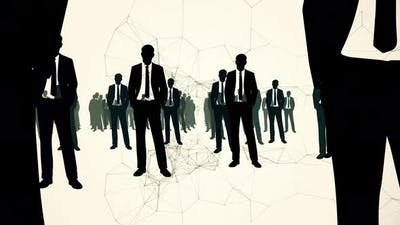 Business Man Network