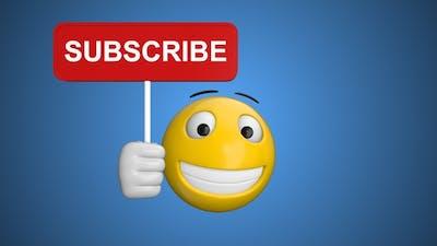 Emoji Subscribe