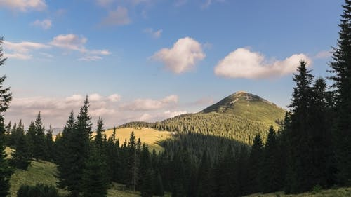 Cloudy Mountain Pike Time Lapse Pack