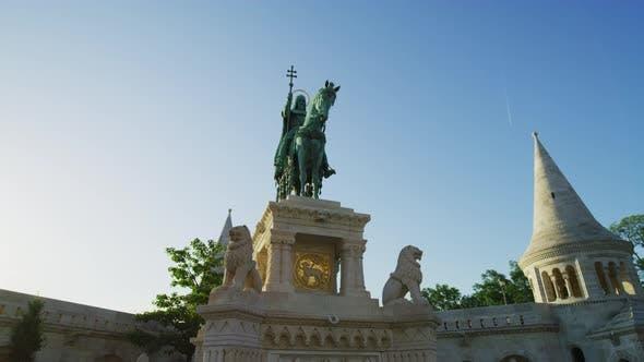 Thumbnail for St. Stephen Statue
