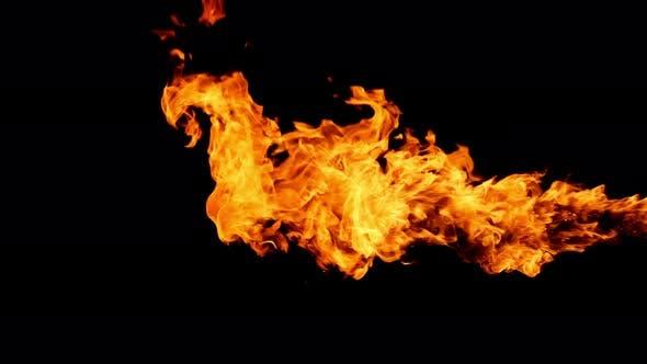 Thumbnail for Fire Burning
