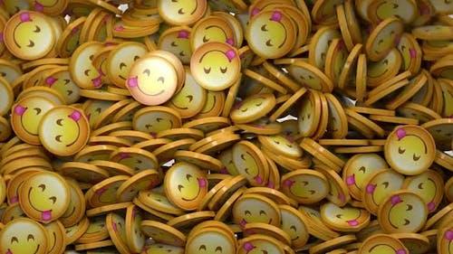 Savoring Food Emoji Transition