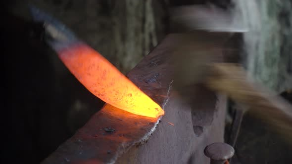 Thumbnail for Anvil in a Blacksmith Workshop