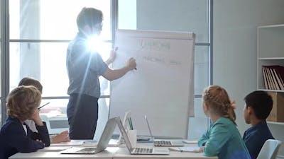 Teacher of Information Technology