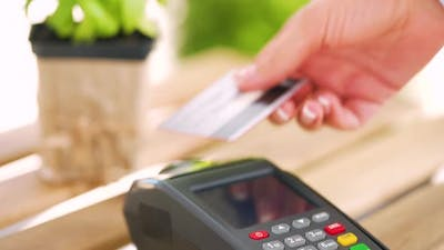 NFC Credit Card Payment