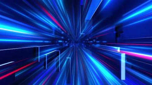 Hintergrund der digitalen Innovationsschau