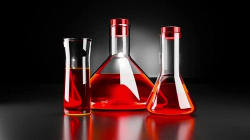 Chemistry Flasks and Glassware