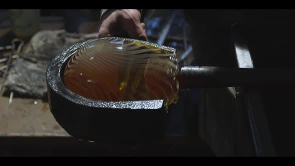 Thumbnail for Glass blowing
