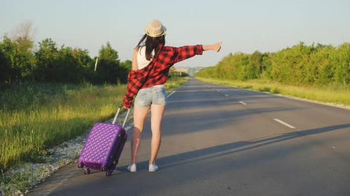 The Concept of Traveling and Hitchhiking