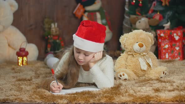 Thumbnail for Girl Writes a Letter