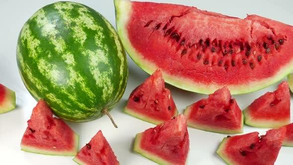 Juicy Autumn Watermelon